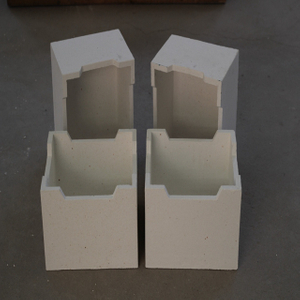 Kiln Furniture Corundum Mullite Sagger for Magnetic Materials Ceramic Powder